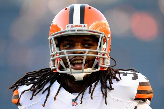 Trent Richardson Knows It's Up to Him with Inexperienced RBs Behind Him