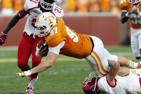 Tackle Trio 'Critical' for Vols' Defensive Success