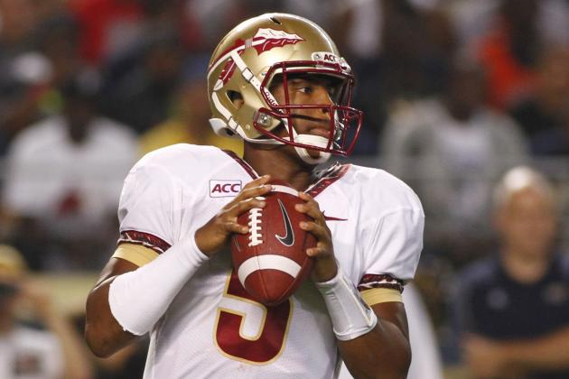 FSU Freshman QB Jameis Winston Lights It Up Against Pitt