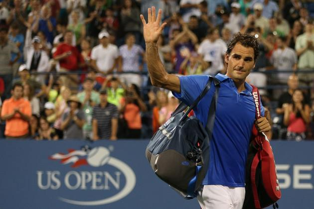 US Open Tennis 2013: Day 8 Scores, Results and Recap