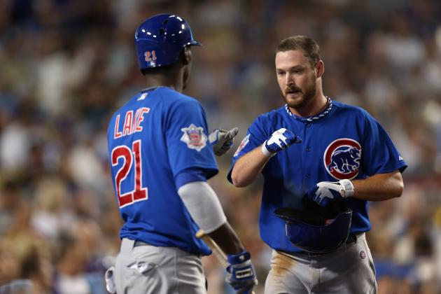 Chicago Cubs: Full Scouting Report on Each September Call-Up