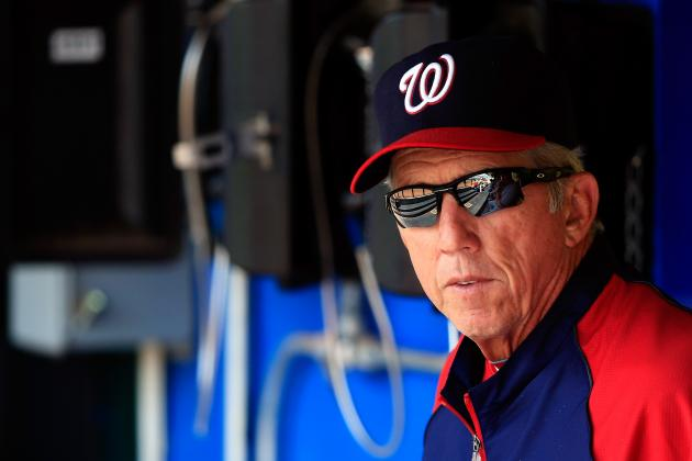 Davey Johnson Disturbed He Didn't Know About Harper's Hip Treatment