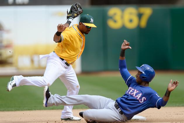 Texas Fails to Convert with RISP Late vs. A's