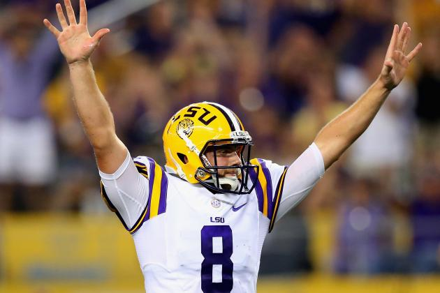 Film Study: LSU Quarterback Zach Mettenberger's Brilliant Game Against TCU