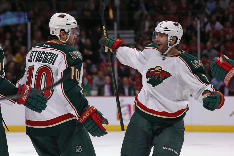 Breaking Down Minnesota Wild's New Uniforms for 2013-14 Season