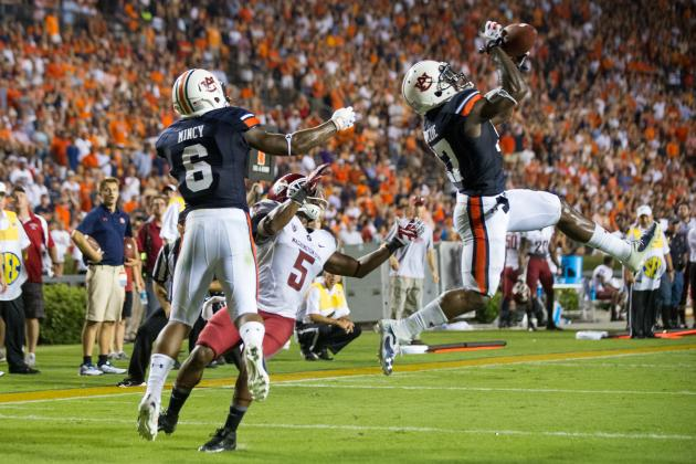 Auburn Football: Ellis Johnson's 4-2-5 Defense Is a Game-Changer for Tigers