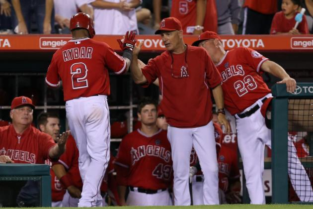 Angels Keep the Groove Going in 11-2 Win over Rays