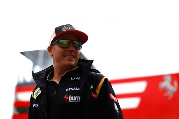 Why Kimi Raikkonen's Lotus Title Challenge Is Still Very Much Alive
