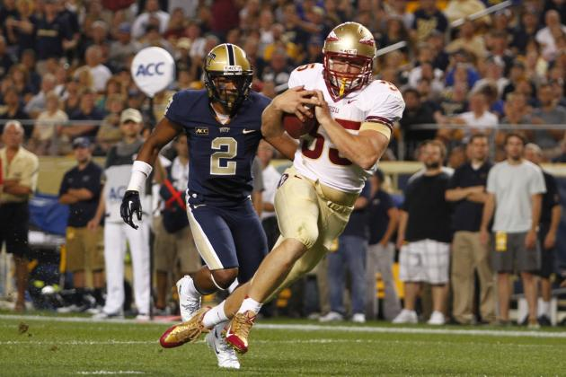 Nick O'Leary Will Become Florida State's Most Dangerous Red-Zone Threat in 2013