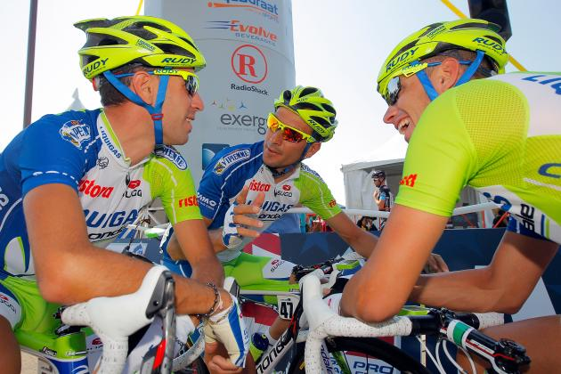 Tour of Spain 2013: Latest Odds and Favourites for Stage 11