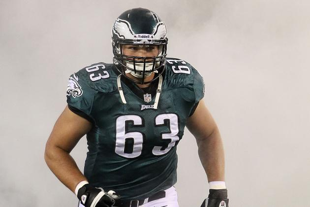 Former Eagles Guard Danny Watkins to Sign with Dolphins