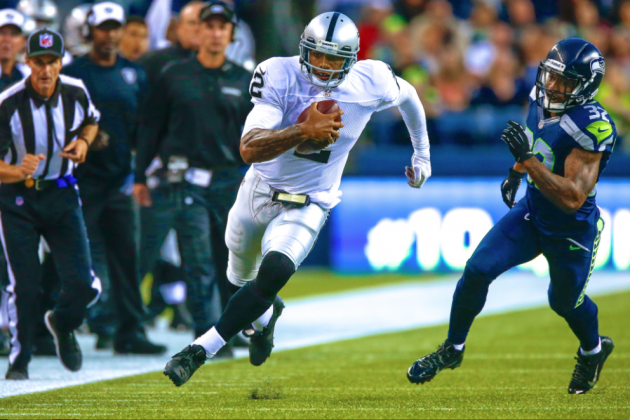 Terrelle Pryor vs. Matt Flynn: Latest Updates on Oakland Raiders' QB Battle