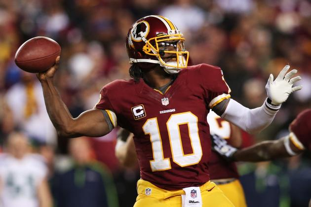 Robert Griffin III Must Show off Arm Against Philadelphia Eagles