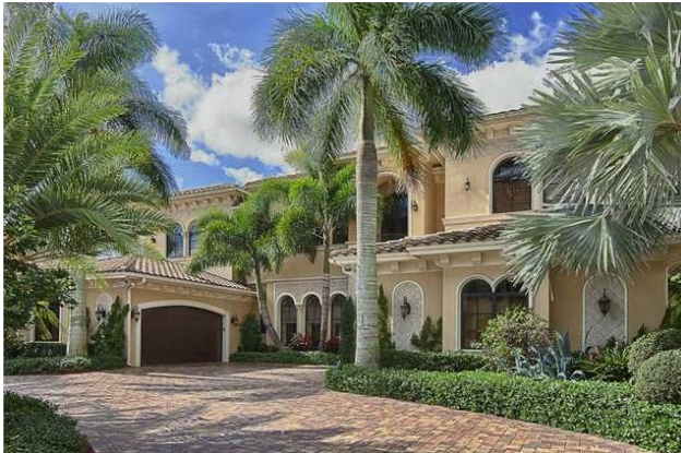 Dumervil Spent $2.3M of His New Contract on This Insane Florida Mansion