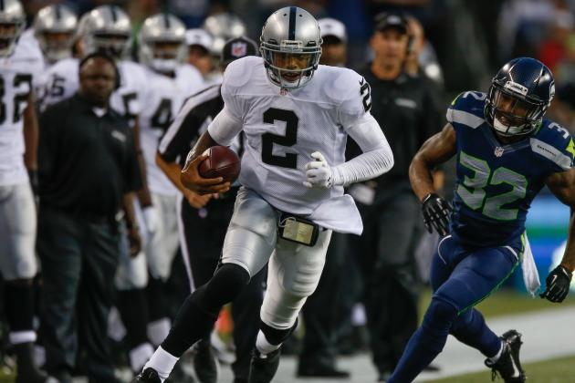 Terrelle Pryor Reportedly Named Starting QB for Oakland Raiders
