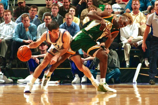 Gary Payton Says John Stockton Was Tougher to Guard Than Michael Jordan