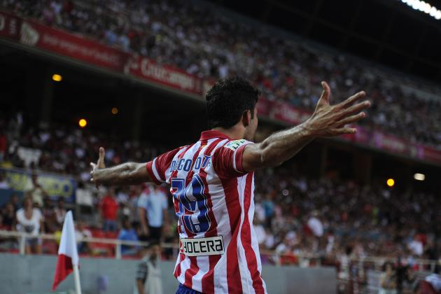 Liverpool's No. 1 January Transfer Target: Atletico De Madrid's Diego Costa