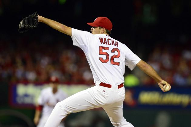 Wacha Throws Himself Back into Rotation