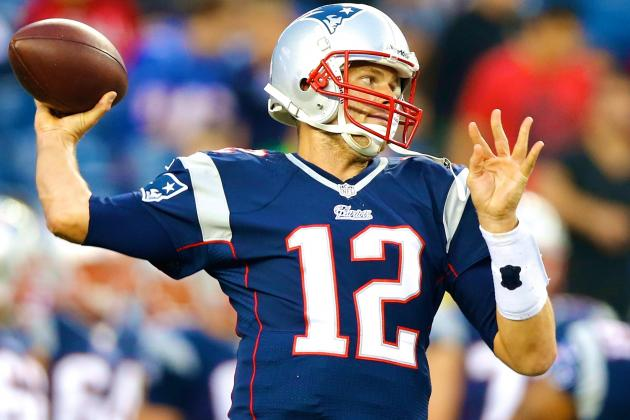 3 Reasons the New England Patriots Have Best Offense in NFL