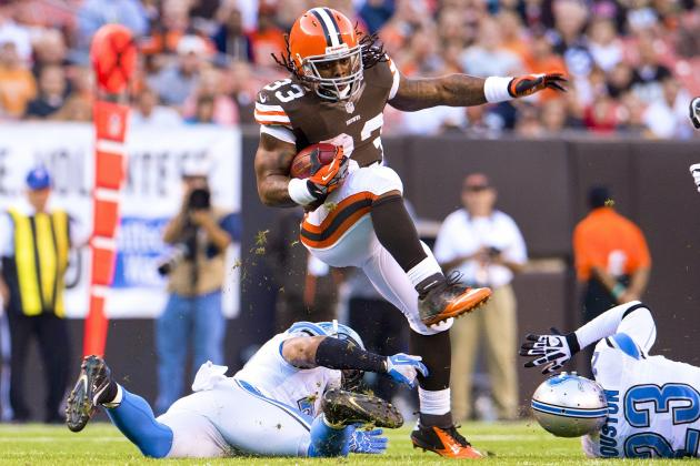 What on Earth Are the Cleveland Browns Doing at the Running Back Position?