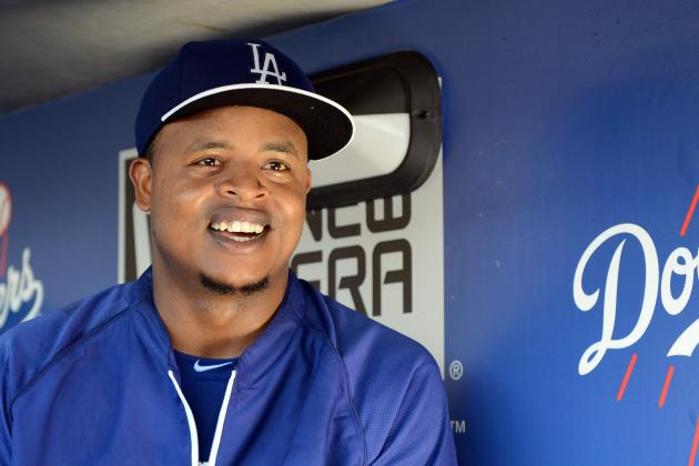 Edinson Volquez to Start for Dodgers on Wednesday