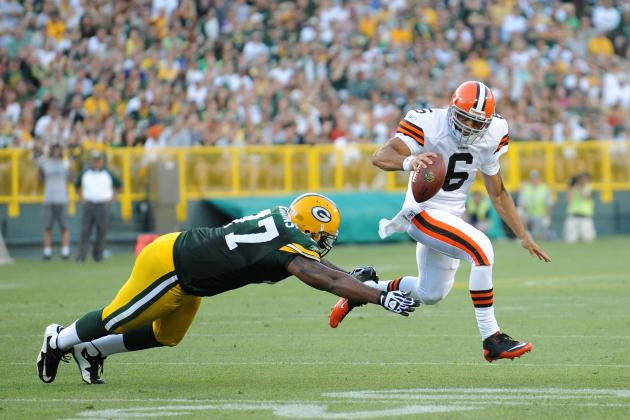 Seneca Wallace Is a Good Fit at Backup Quarterback for the Green Bay Packers
