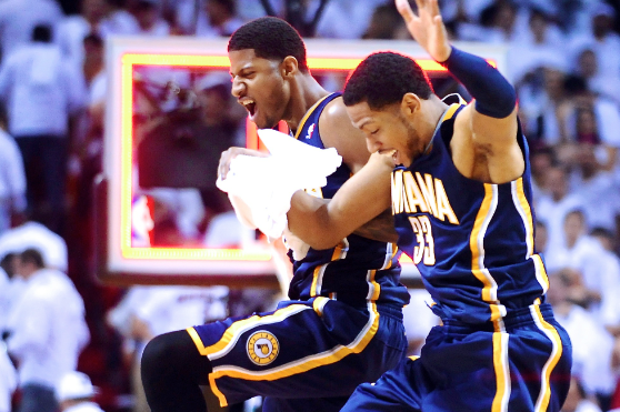 How Danny Granger Can Be Paul George's Star Sidekick with the Indiana Pacers