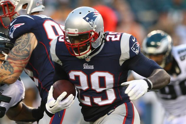 LeGarrette Blount May Return Kickoffs