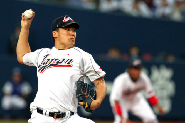 Yankees Heavily Scouting Japanese Ace Tanaka