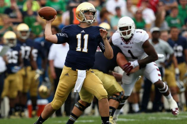 How Notre Dame Used the Pistol to Perfection, and Why It Works for the Irish