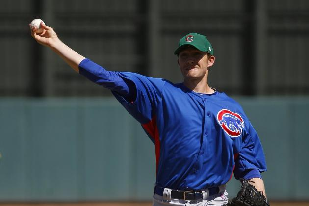 Cubs Have No Plans to Use Scott Baker in the Rotation