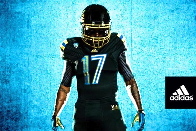 Adidas Unveils New UCLA 'LA Midnight' Alternate Uniforms