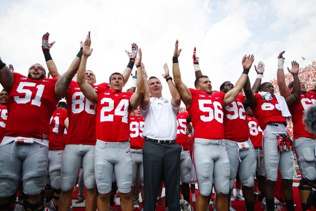 Ohio State Drops to No. 3 in Latest AP Poll