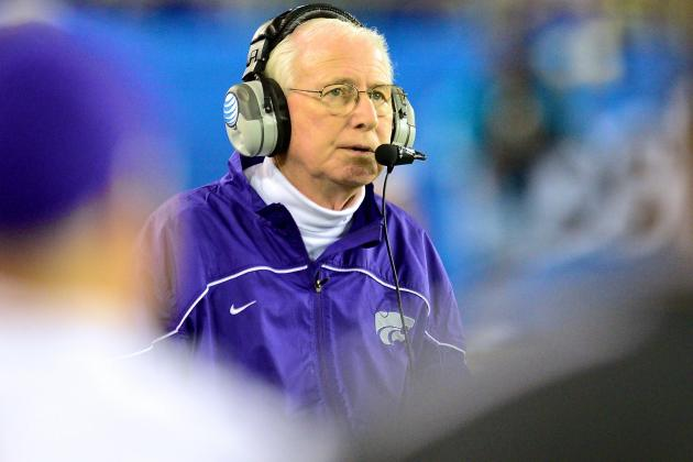 Kansas State Football: Wildcats Still Have Bill Snyder, so They'll Be Just Fine