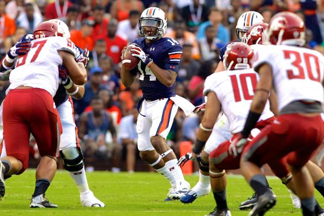 Auburn Football: Tigers Shouldn't Worry About QB Nick Marshall...Yet