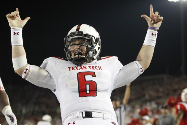 Stephen F. Austin vs. Texas Tech: TV Info, Spread, Injury Updates and Game Time