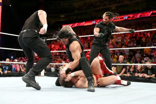 The Shield Are Being Misused as Triple H's Henchmen