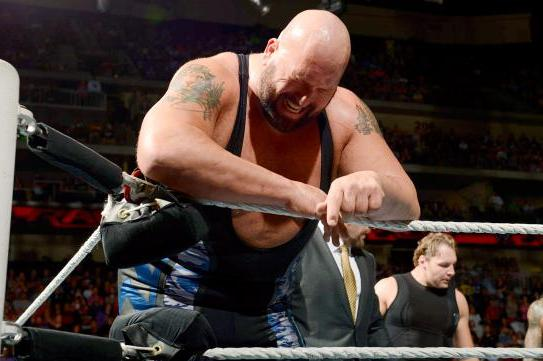 Why Must Big Show Be So Sappy?