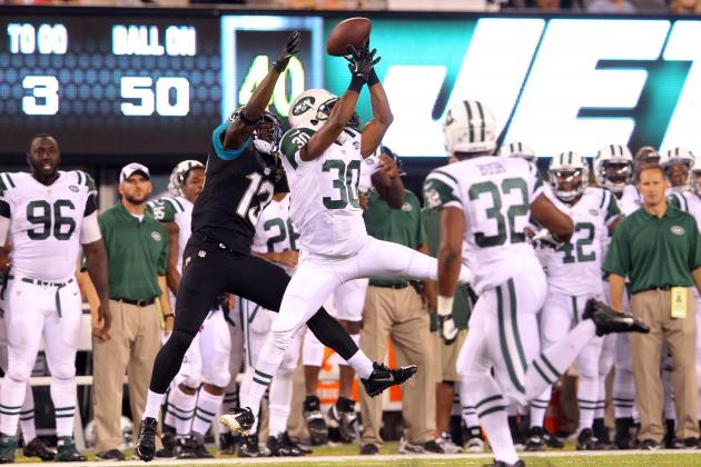Why Jets Undrafted Cornerback Darrin Walls Should Be Week 1 Starter