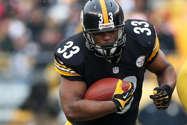 Steelers' Tomlin: Redman Will Start at RB