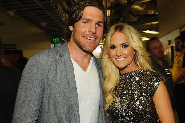 Mike Fisher Bitten While Saving Carrie Underwood from Chipmunk