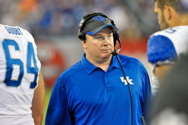 Stoops' Rebuilding Project Will Take Time