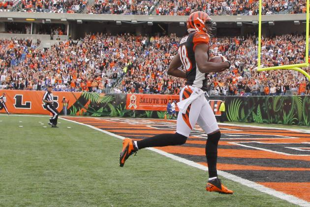NFL Picks Week 1: Cincinnati Bengals and Underdogs That Will Win Opener