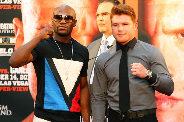 Mayweather vs. Canelo: What to Watch for in Saturday's Epic Bout