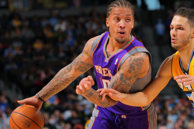 Report: Suns Planning to Release Beasley