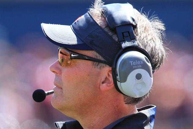 Tim Beckman Won't Be Judged Solely on Wins, Losses