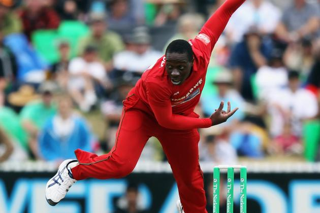 Hamilton Masakadza Leads by Example in Emergency Role