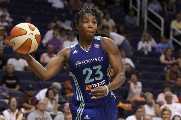 New York Liberty's Cappie Pondexter Has Style on and off the Court