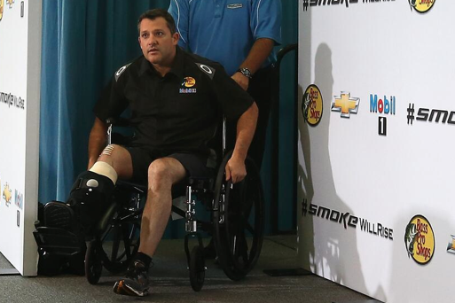 Tony Stewart Injury: Latest Updates on NASCAR Star
