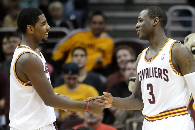 How Kyrie Irving Can Help Dion Waiters Become NBA's Next Great Shooting Guard